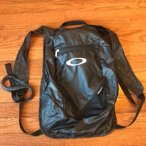 Oakley lightweight 100% nylon hiking backpack